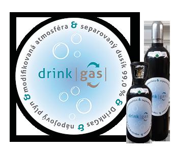 Výčepní plyny DrinkGAS